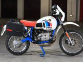 Zeldzame 1985 BMW R80 G/S Paris-Dakar op de veiling