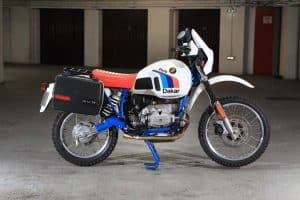 1985 BMW R80 G/S Paris-Dakar