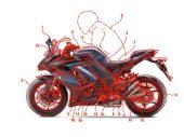 Komt Kawasaki met elektronische geschakelde transmissie?