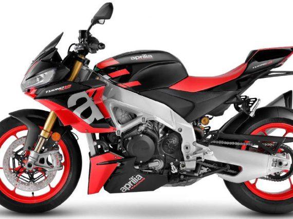 2021 Aprilia Tuono V4: de naakte MotoGP-motor