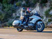 2021 Honda Goldwing: grotere topkoffer, meer comfort en geluid