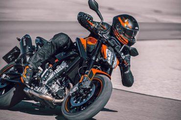 KTM presenteert 2021 KTM 890 Duke