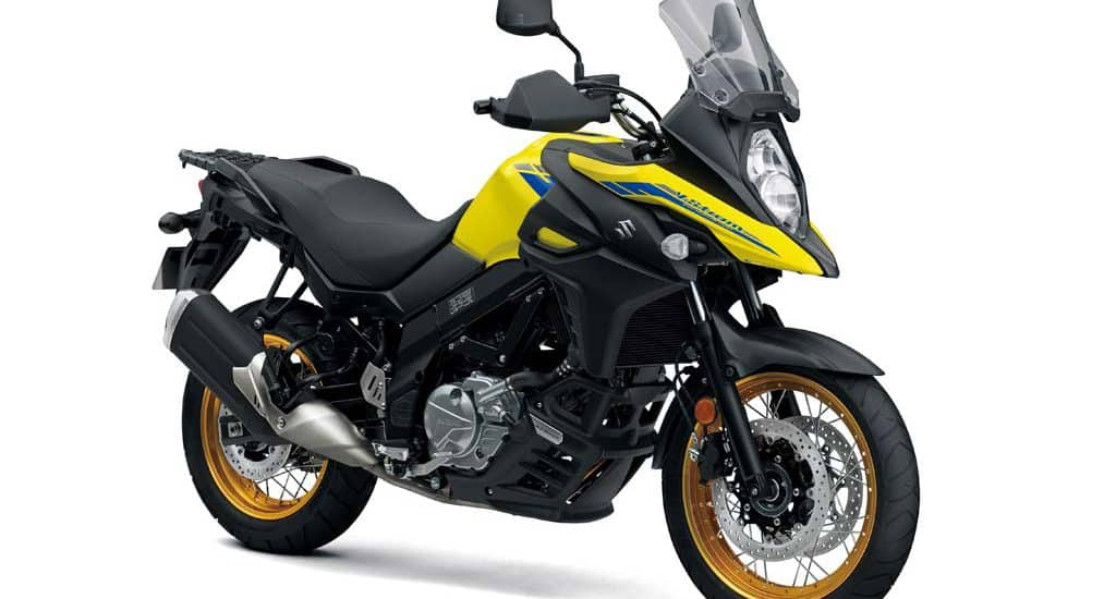 2021 Suzuki V‑Strom