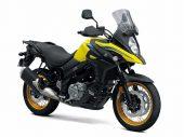 Nieuwe kleuren en update voor 2021 Suzuki V‑Strom 650 en SV650