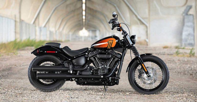 2021 Harley-Davidson motoren: Street Bob 114 en meer