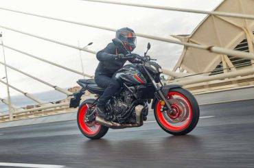 Eerste test 2021 Yamaha MT-07: Charmante cycloop