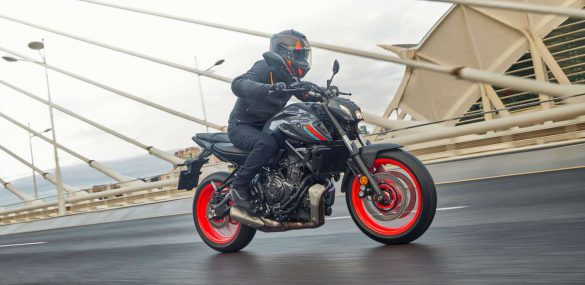 Eerste test 2021 Yamaha MT-07: Charmante cycloop