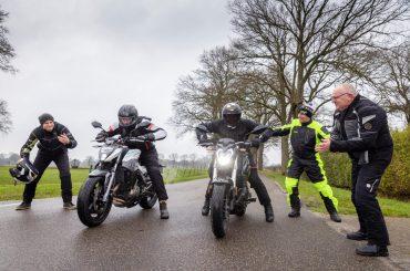 Endurancetest: 24 uur op de Voge 500R en CF Moto 650NK