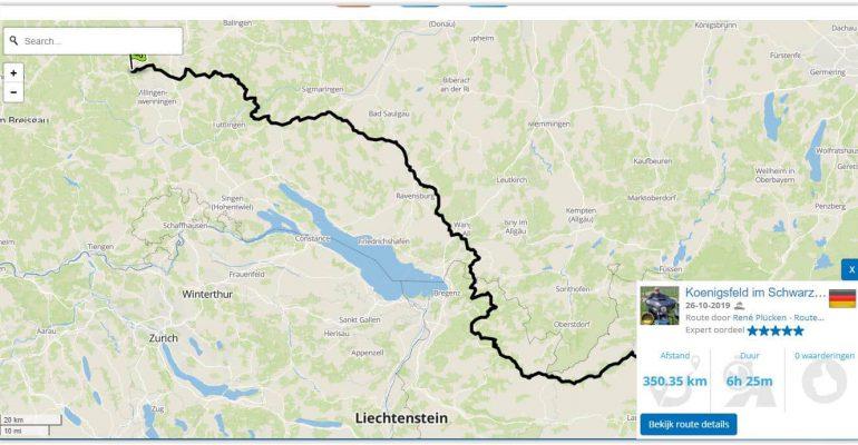 MrGPS: Welke routeplanner? Deel 4: MRA Navigation 1
