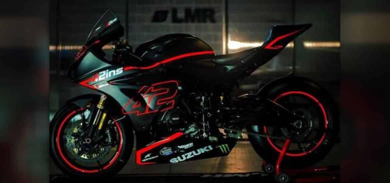 Alex Rins Suzuki GSX-R 1000
