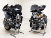 Motorfietsen doorzagen is kunst vindt Alexandra Bircken