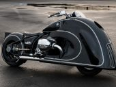 Kingston Customs en BMW Motorrad onthullen Art Deco-R18