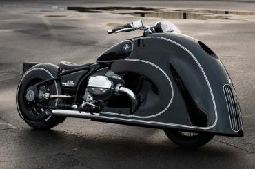 Kingston Customs en BMW Motorrad onthullen Art Deco-R18