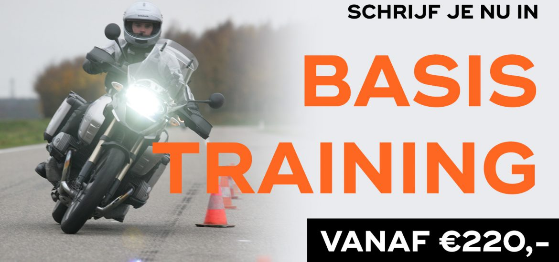 Basis Motor trainingen