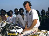 Hubert Auriol: koning van de Dakar overleden