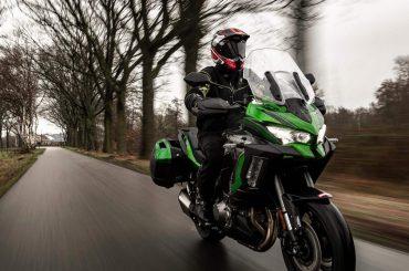 Eerste test 2021 Kawasaki Versys 1000 SE