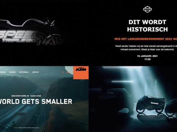 Twee weken vol nieuws van KTM, Kawasaki, Triumph en Harley-Davidson