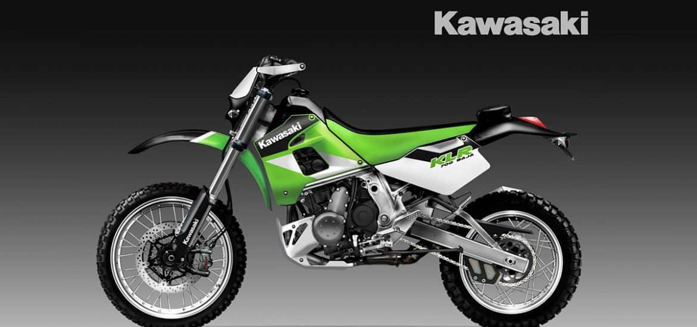 Kawasaki KLR 700 Baja