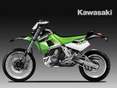 Oberdan Bezzi's Kawasaki KLR 700 Baja