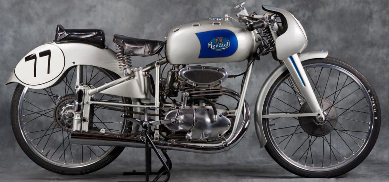 1951 FB Mondial 125 Bialbero