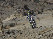 Motorcoureur Paul Spierings redt leven collega in Dakar Rally