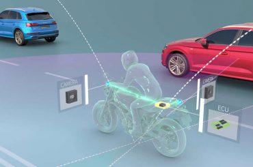 Ride Vision: aftermarket systeem voorkomt botsingen