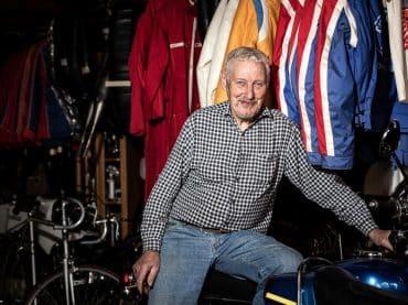 Oud-coureur Theo Louwes: 'Die motor had mijn dood kunnen zijn'
