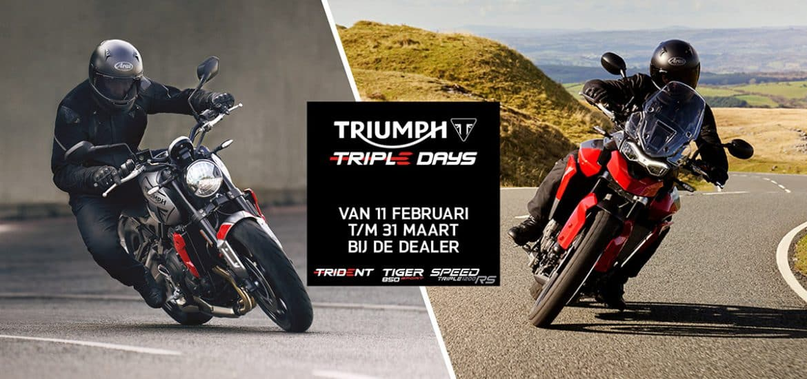 Triumph Triple Days