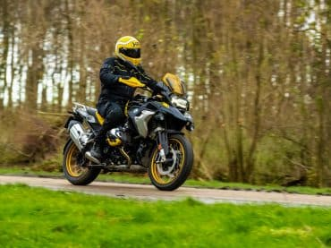 Eerste test BMW R1250GS 40 Years GS Edition