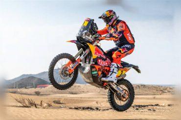 Dakar 2021: hoe onderhoud je de KTM 450 Rally van Toby Price?