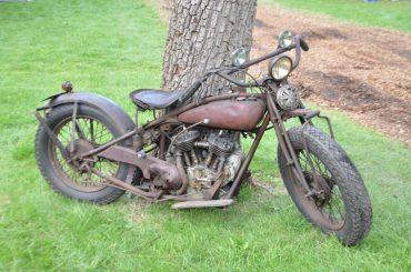120 Jaar Indian Motorcycle – De motor en de boom