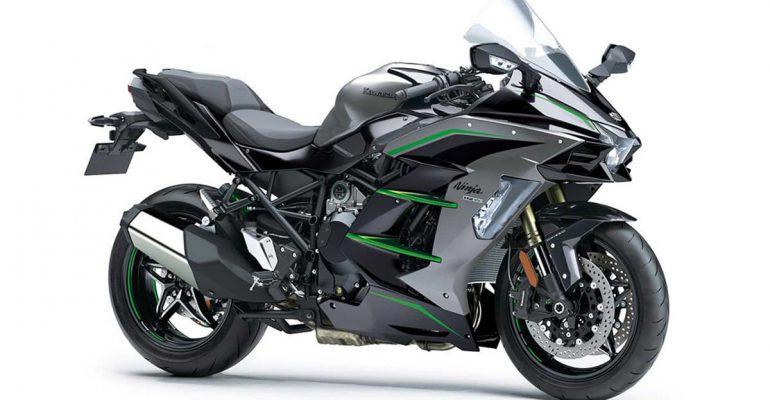 Krijgt Kawasaki Ninja H2 SX ook radar?