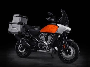 Nieuw: 2021 Harley-Davidson Pan America 1250 & 1250 Special vanaf € 18.995,-