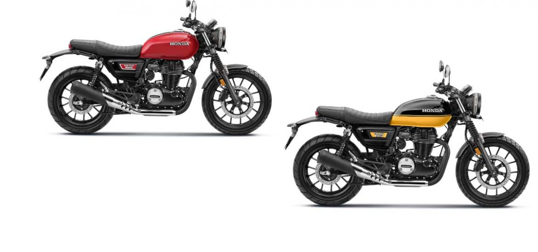 2021 Honda CB350 RS
