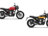 2021 Honda CB350 RS is alleen voor India… zucht