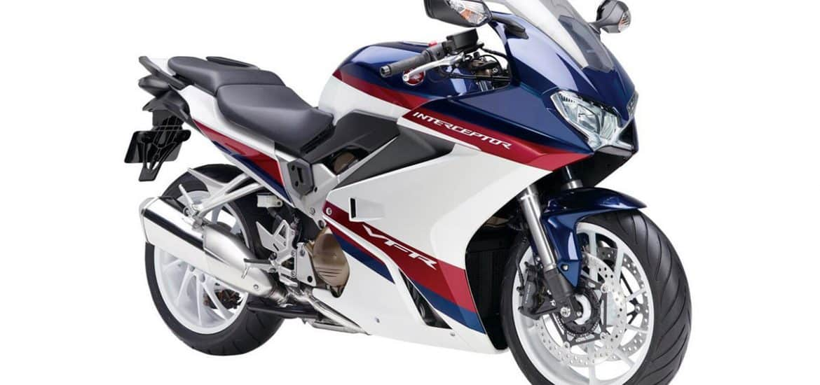 2021 Honda VFR Interceptor
