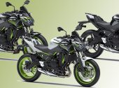 Sport Edition-pakket voor Kawasaki Z650
