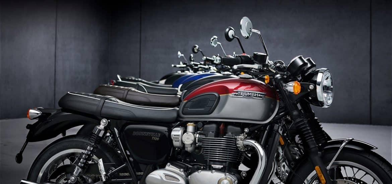 2021 Triumph T120 Bonneville