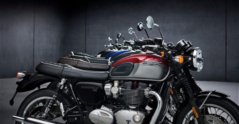 Nieuw: 2021 Triumph T120 Bonneville, T120 Black, Speedmaster en Bobber