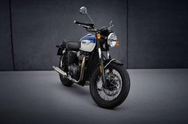 2021 Triumph T100 meer pk
