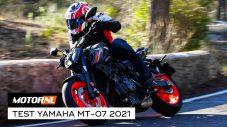 Yamaha MT-07 2021 – test