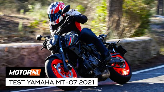 Yamaha MT-07 2021 – test