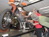 KTM 690 Enduro R – Marathonmotor