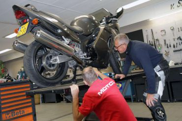 Honda CBR1100XX Super Blackbird – Marathonmotor