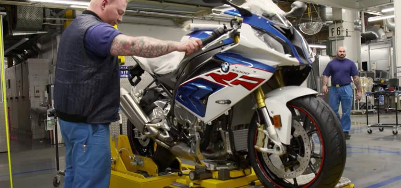 BMW-fabriek