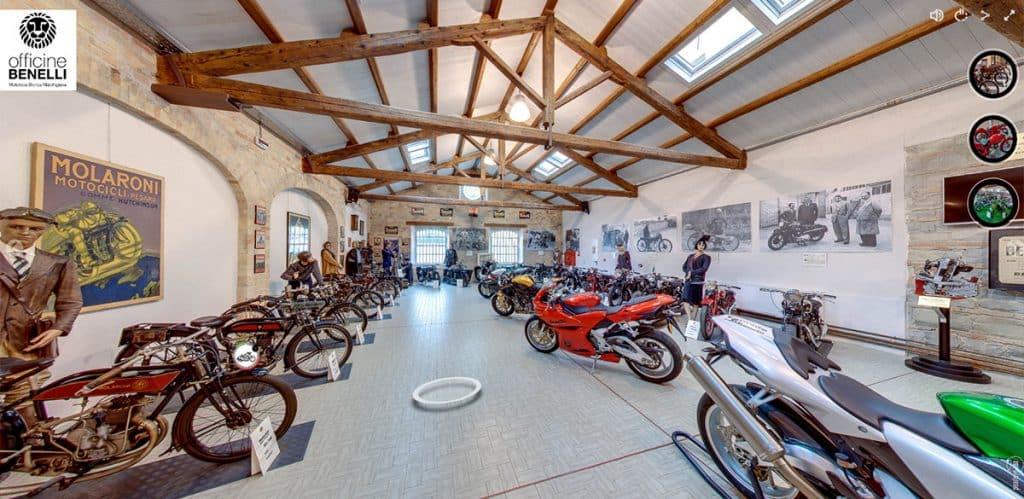 Benelli-museum