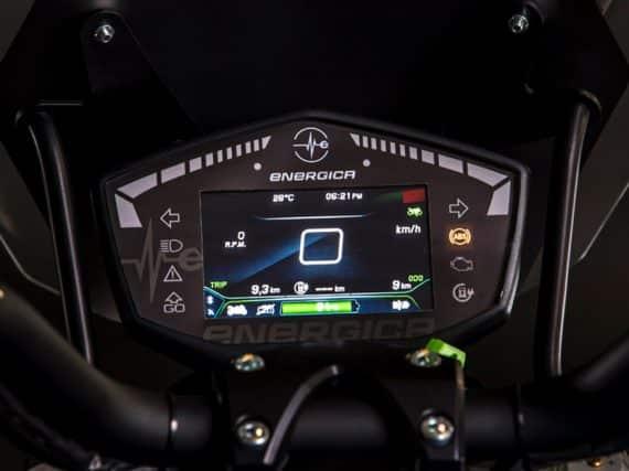 Energica: Spraakbesturing voor motorfietsen