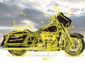 Harley-Davidson werkt aan een supercharged motor