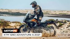 KTM 1290 Adventure S 2021 – test