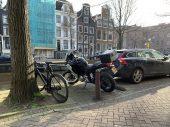Moet ik betalen voor mijn motor als er betaald parkeren geldt?